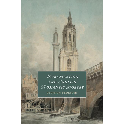 Urbanization and English Romantic Poetry (BOK)