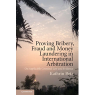 Proving Bribery, Fraud and Money Laundering in International (BOK)