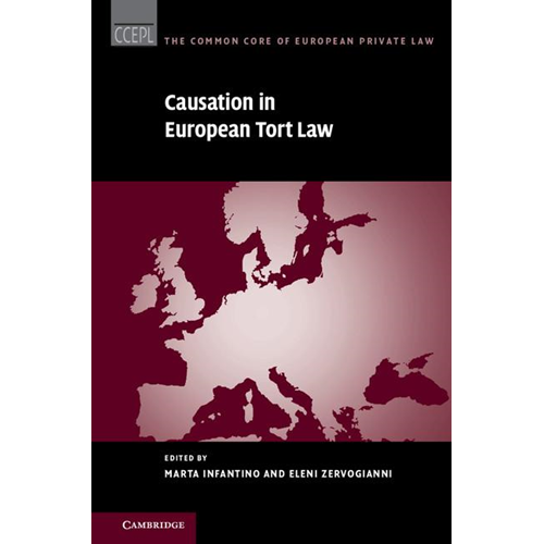 Causation in European Tort Law (BOK)