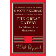 Cambridge Edition of the Works of F. Scott Fitzgerald (BOK)