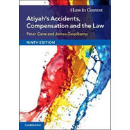 Atiyah's Accidents, Compensation and the Law (BOK)