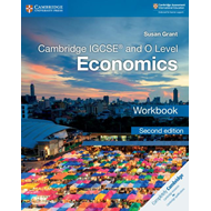 Cambridge IGCSE (R) and O Level Economics Workbook (BOK)