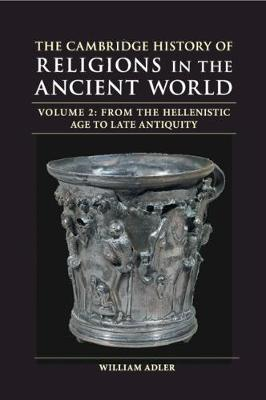 Cambridge History of Religions in the Ancient World (BOK)