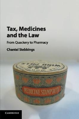 Tax, Medicines and the Law (BOK)