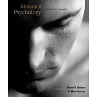 Cengage Advantage Books: Abnormal Psychology: An Integrative Approach (BOK)