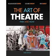 The Art of Theatre: Then and Now (BOK)