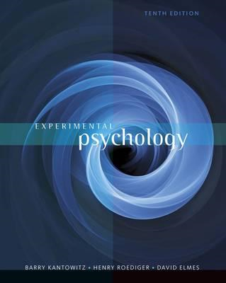 Experimental Psychology (BOK)