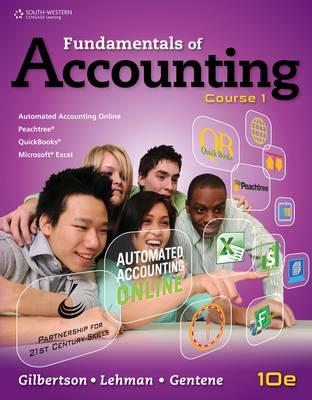 Fundamentals of Accounting (BOK)