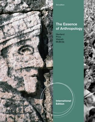 The Essence of Anthropology (BOK)