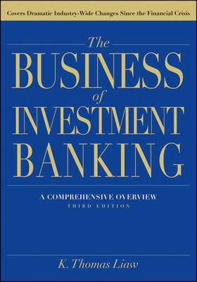 Business of Investment Banking (BOK)