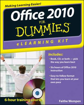 Office 2010 eLearning Kit For Dummies (BOK)