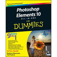Photoshop Elements 10 All-in-One For Dummies (BOK)
