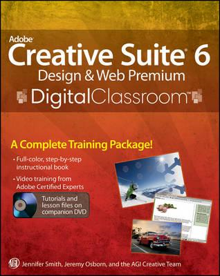 Adobe Creative Suite 6 Design & Web Premium Digital Classroom (BOK)