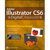 Adobe Illustrator CS6 Digital Classroom (BOK)