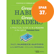 Produktbilde for Great Habits, Great Readers (BOK)