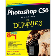 Photoshop CS6 All-in-One For Dummies (BOK)