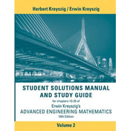 Student Solutions Manual Advanced Engineering Mathematics (BOK)