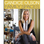 Candice Olson Family Spaces (BOK)