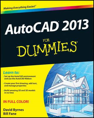 AutoCAD 2013 For Dummies (BOK)