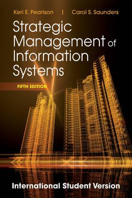 Strategic Management of Information Systems (BOK)
