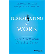 Negotiating at Work (BOK)