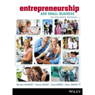 Entrepreneurship and Small Business (BOK)