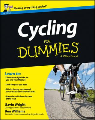 Cycling For Dummies (BOK)