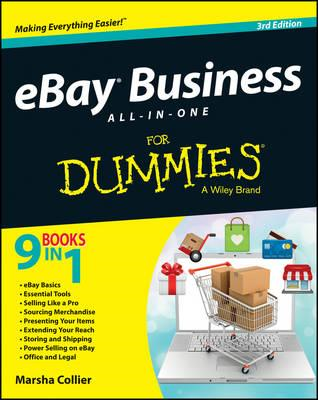 EBay Business All-in-One For Dummies (BOK)