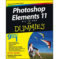 Photoshop Elements 11 All-in-One For Dummies (BOK)