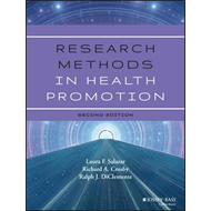 Research Methods in Health Promotion, Second Edition (BOK)