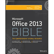 Office 2013 Bible (BOK)