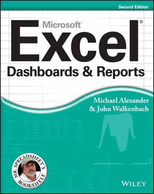 Excel Dashboards and Reports (BOK)