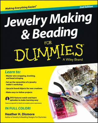Jewelry Making and Beading For Dummies (BOK)