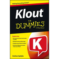 Klout For Dummies (BOK)