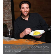 The Scarpetta Cookbook (BOK)