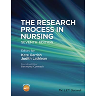 Research Process in Nursing (BOK)