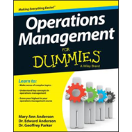 Operations Management for Dummies (BOK)