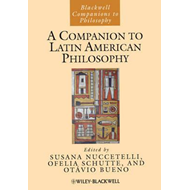 Companion to Latin American Philosophy (BOK)