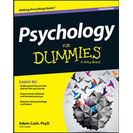 Psychology for Dummies, 2nd Edition (BOK)