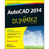 AutoCAD 2014 for Dummies (BOK)
