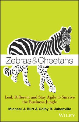 Zebras and Cheetahs (BOK)