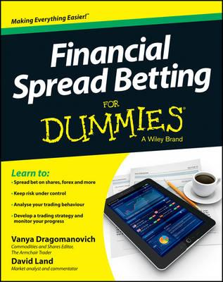 Financial Spread Betting For Dummies (BOK)