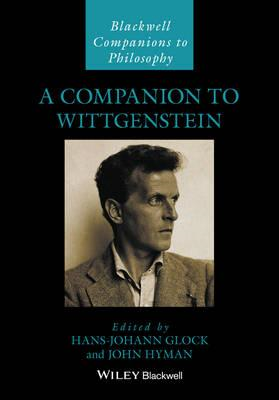 Companion to Wittgenstein (BOK)