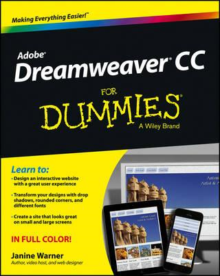 Dreamweaver CC For Dummies (BOK)