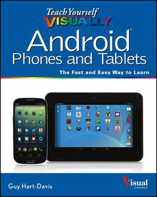 Teach Yourself Visually Android Phones and Tablets (BOK)