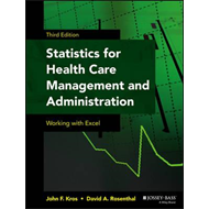 Statistics for Health Care Management and Administration (BOK)