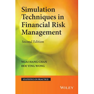 Simulation Techniques in Financial Risk Management (BOK)