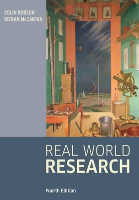 Real World Research 4E (BOK)