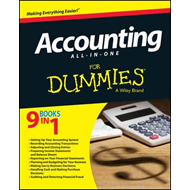 Accounting All-in-One For Dummies (BOK)