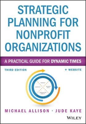 Strategic Planning for Nonprofit Organizations (BOK)